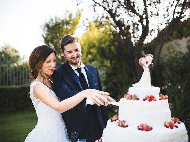 Il matrimonio di Gabriele e Chiara a Montichiari, Brescia 62