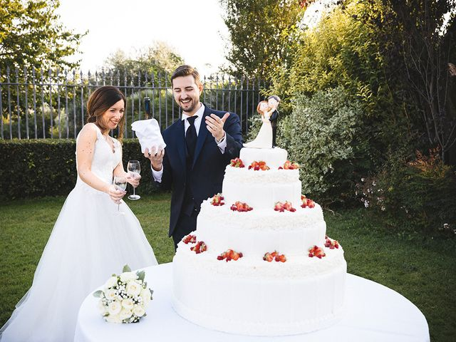 Il matrimonio di Gabriele e Chiara a Montichiari, Brescia 63
