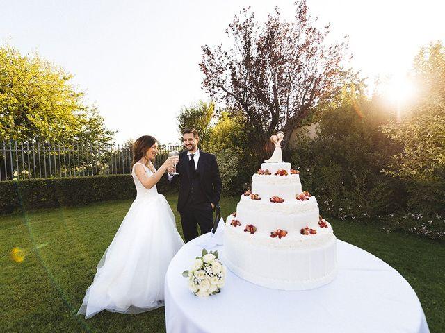 Il matrimonio di Gabriele e Chiara a Montichiari, Brescia 64