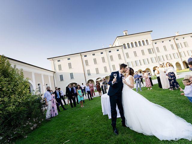 Il matrimonio di Gabriele e Chiara a Montichiari, Brescia 66