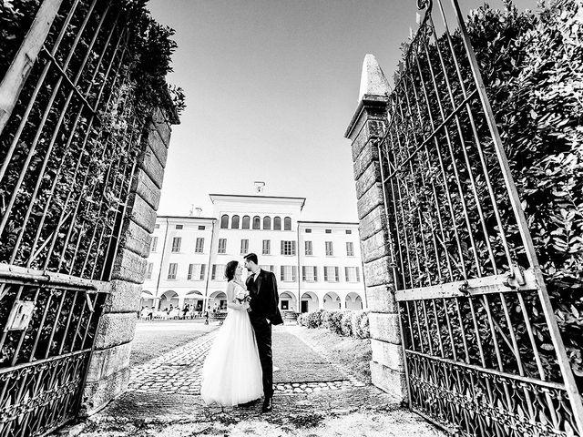 Il matrimonio di Gabriele e Chiara a Montichiari, Brescia 68