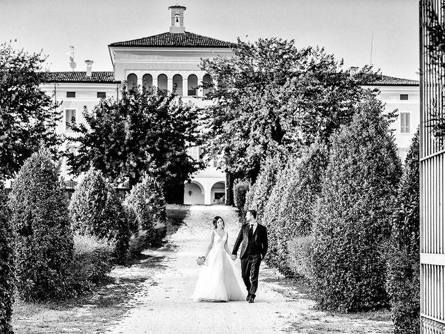 Il matrimonio di Gabriele e Chiara a Montichiari, Brescia 70
