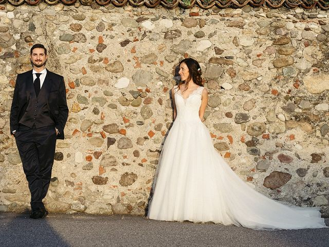 Il matrimonio di Gabriele e Chiara a Montichiari, Brescia 71