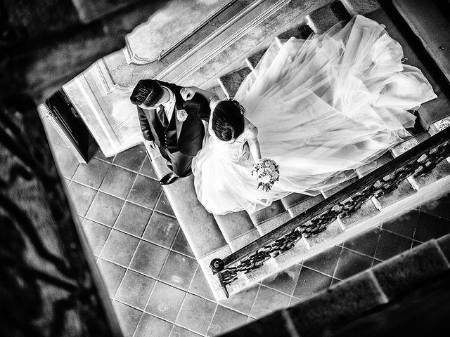 Il matrimonio di Gabriele e Chiara a Montichiari, Brescia 1
