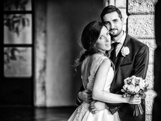 Il matrimonio di Gabriele e Chiara a Montichiari, Brescia 75