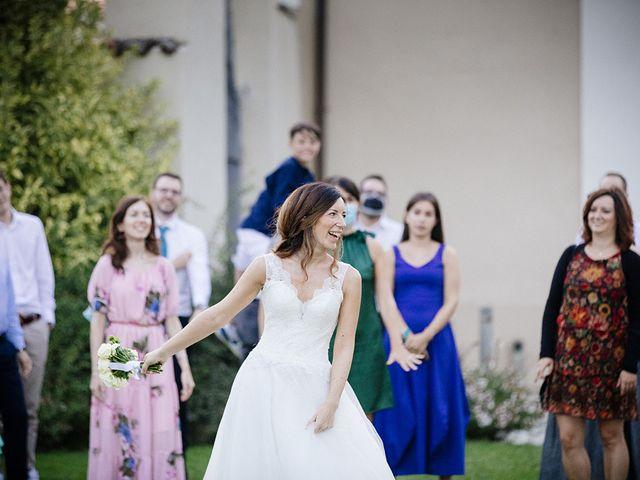 Il matrimonio di Gabriele e Chiara a Montichiari, Brescia 77