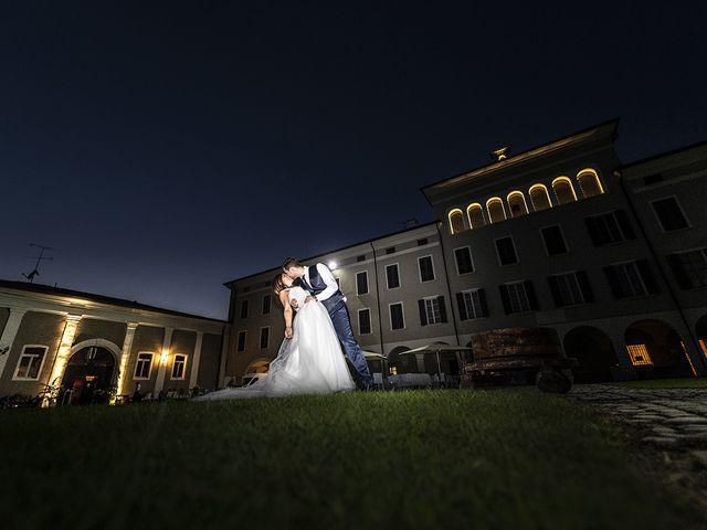 Il matrimonio di Gabriele e Chiara a Montichiari, Brescia 80