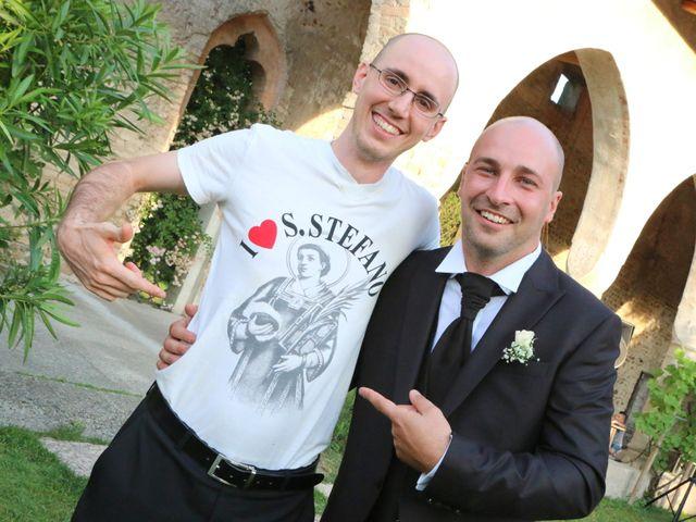 Il matrimonio di Stefano e Roberta a Ghedi, Brescia 21