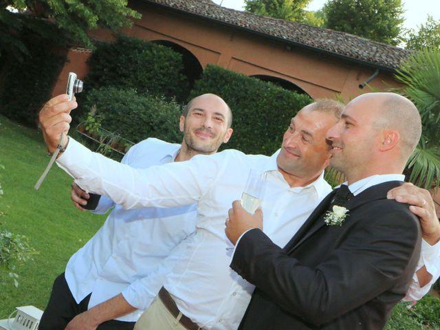 Il matrimonio di Stefano e Roberta a Ghedi, Brescia 22