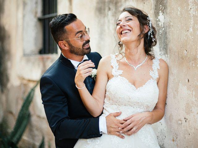 Le nozze di Antonella e Emanuele