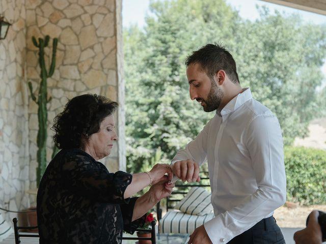 Il matrimonio di Francesco e Vanessa a Caltanissetta, Caltanissetta 5