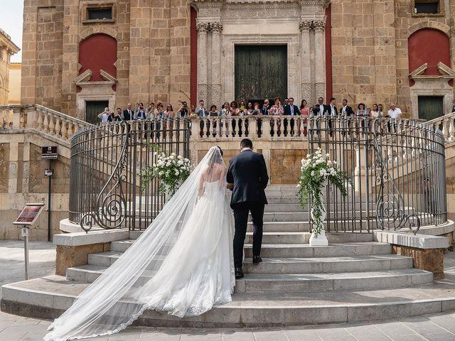 Il matrimonio di Francesco e Vanessa a Caltanissetta, Caltanissetta 19