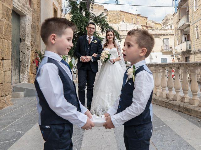 Il matrimonio di Francesco e Vanessa a Caltanissetta, Caltanissetta 20