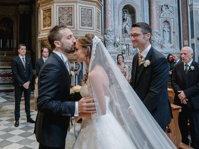Il matrimonio di Francesco e Vanessa a Caltanissetta, Caltanissetta 22