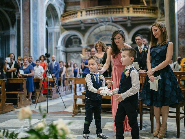 Il matrimonio di Francesco e Vanessa a Caltanissetta, Caltanissetta 28