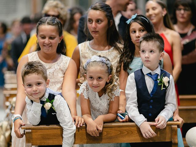 Il matrimonio di Francesco e Vanessa a Caltanissetta, Caltanissetta 32