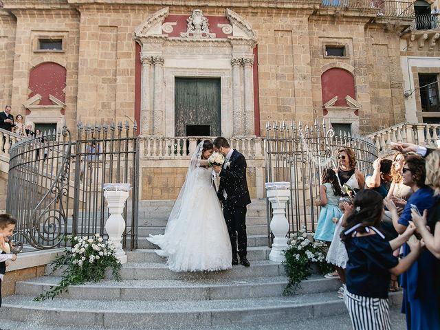 Il matrimonio di Francesco e Vanessa a Caltanissetta, Caltanissetta 35