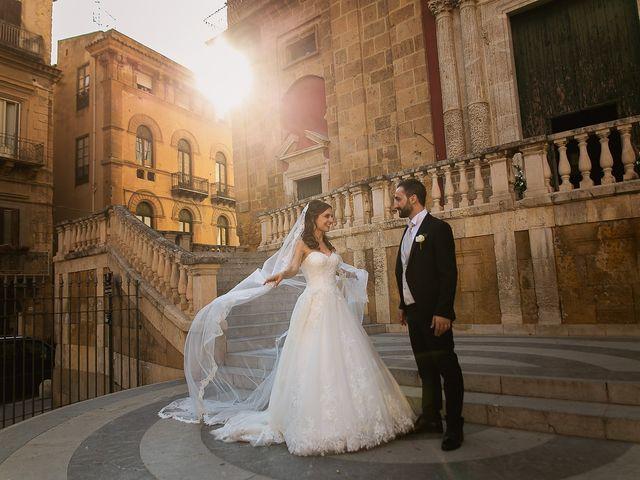 Il matrimonio di Francesco e Vanessa a Caltanissetta, Caltanissetta 36