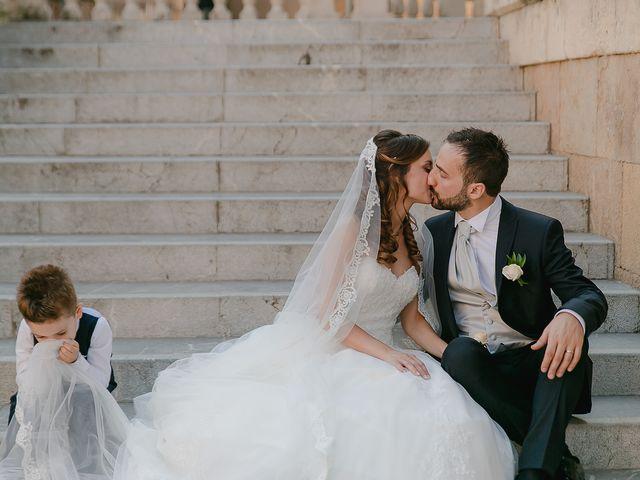 Il matrimonio di Francesco e Vanessa a Caltanissetta, Caltanissetta 37