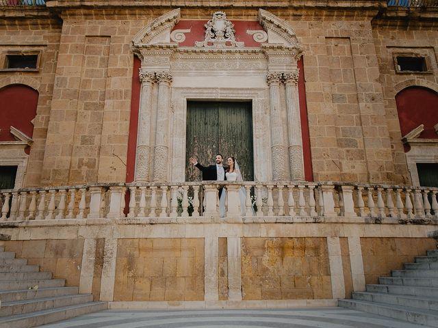Il matrimonio di Francesco e Vanessa a Caltanissetta, Caltanissetta 39