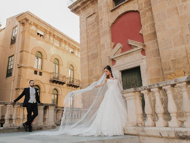 Il matrimonio di Francesco e Vanessa a Caltanissetta, Caltanissetta 40