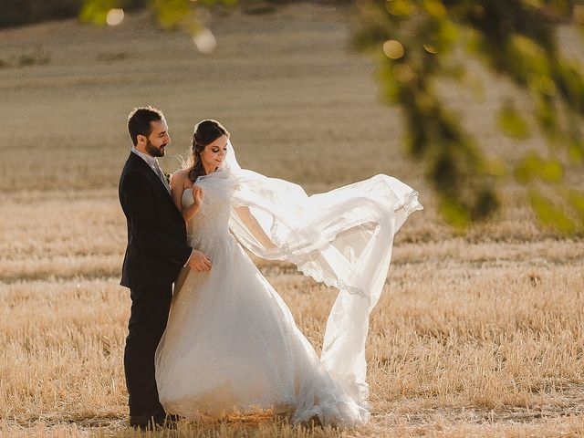 Il matrimonio di Francesco e Vanessa a Caltanissetta, Caltanissetta 1