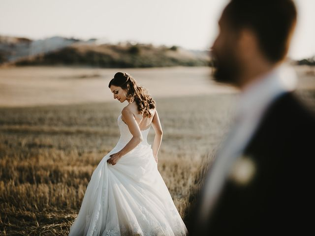Il matrimonio di Francesco e Vanessa a Caltanissetta, Caltanissetta 43