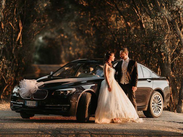 Il matrimonio di Francesco e Vanessa a Caltanissetta, Caltanissetta 47