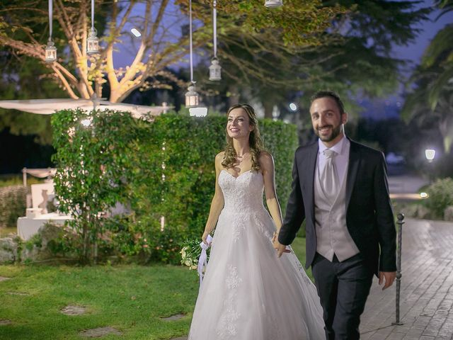Il matrimonio di Francesco e Vanessa a Caltanissetta, Caltanissetta 50