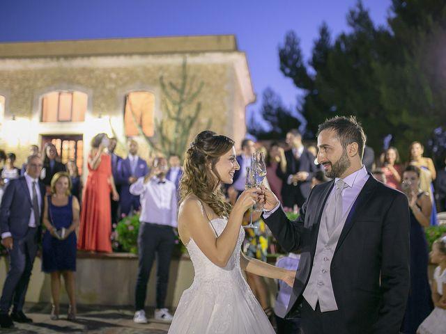 Il matrimonio di Francesco e Vanessa a Caltanissetta, Caltanissetta 51
