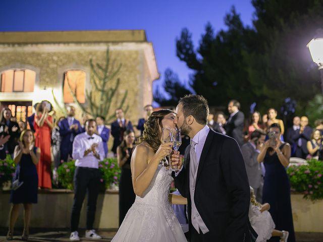 Il matrimonio di Francesco e Vanessa a Caltanissetta, Caltanissetta 52