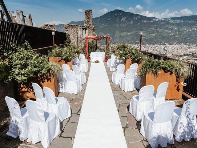 Il matrimonio di Andrea e Rosa a Bolzano-Bozen, Bolzano 3