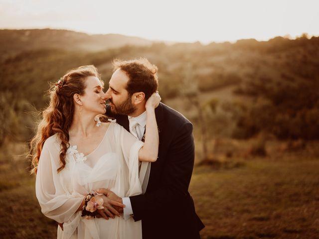 Le nozze di Michael e Olivia