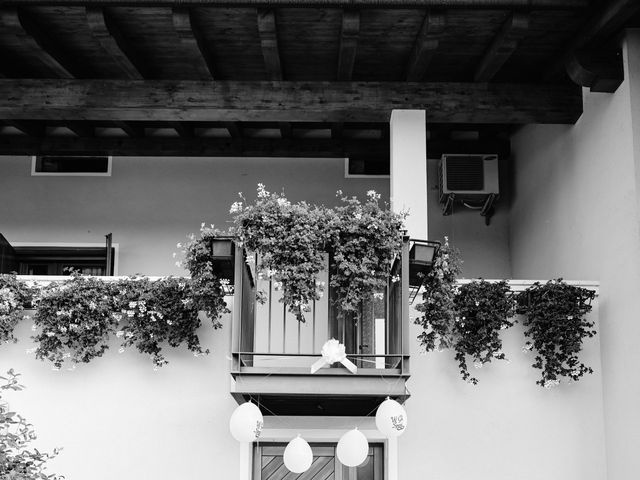 Il matrimonio di Mauro e Sarah a Brugnera, Pordenone 5
