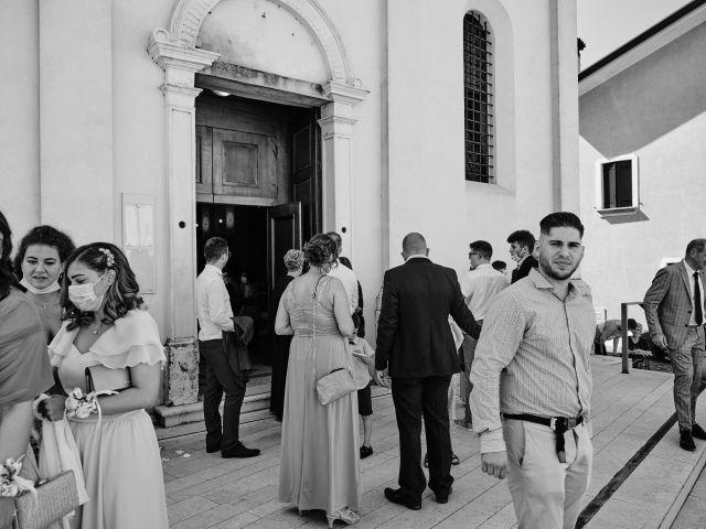 Il matrimonio di Mauro e Sarah a Brugnera, Pordenone 53