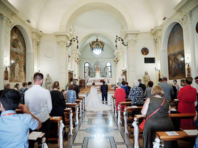 Il matrimonio di Mauro e Sarah a Brugnera, Pordenone 58
