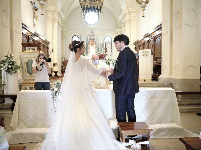 Il matrimonio di Mauro e Sarah a Brugnera, Pordenone 61