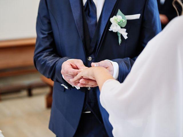 Il matrimonio di Mauro e Sarah a Brugnera, Pordenone 62
