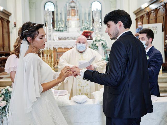 Il matrimonio di Mauro e Sarah a Brugnera, Pordenone 63