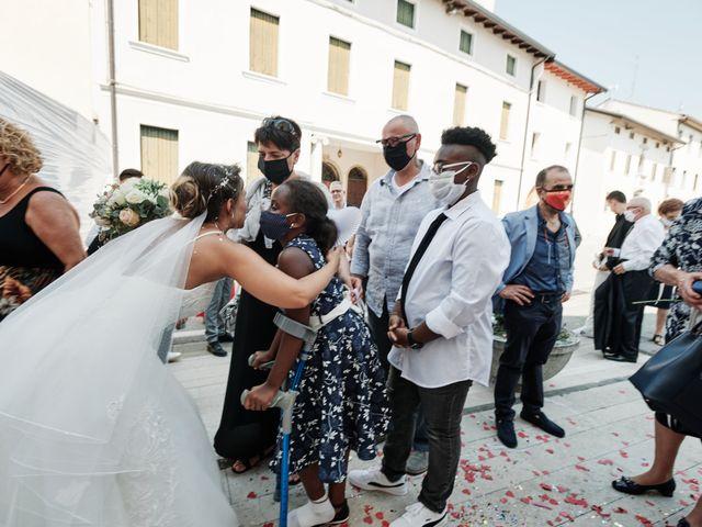 Il matrimonio di Mauro e Sarah a Brugnera, Pordenone 73