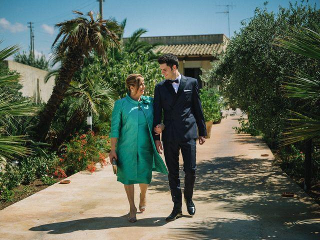 Il matrimonio di Melania e Sergio a Mazara del Vallo, Trapani 5