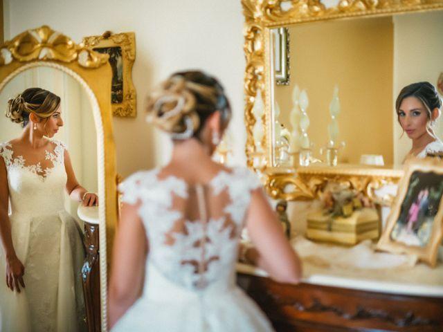 Il matrimonio di Melania e Sergio a Mazara del Vallo, Trapani 9