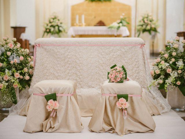 Il matrimonio di Melania e Sergio a Mazara del Vallo, Trapani 14