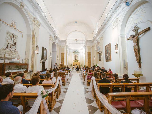 Il matrimonio di Melania e Sergio a Mazara del Vallo, Trapani 17