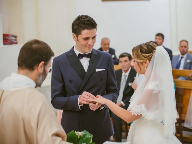 Il matrimonio di Melania e Sergio a Mazara del Vallo, Trapani 19