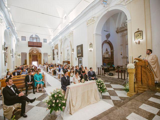 Il matrimonio di Melania e Sergio a Mazara del Vallo, Trapani 20