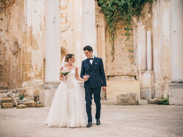 Il matrimonio di Melania e Sergio a Mazara del Vallo, Trapani 21