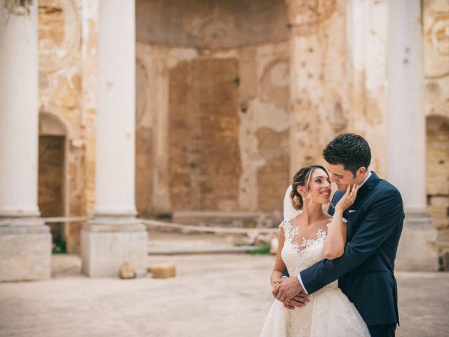Il matrimonio di Melania e Sergio a Mazara del Vallo, Trapani 22