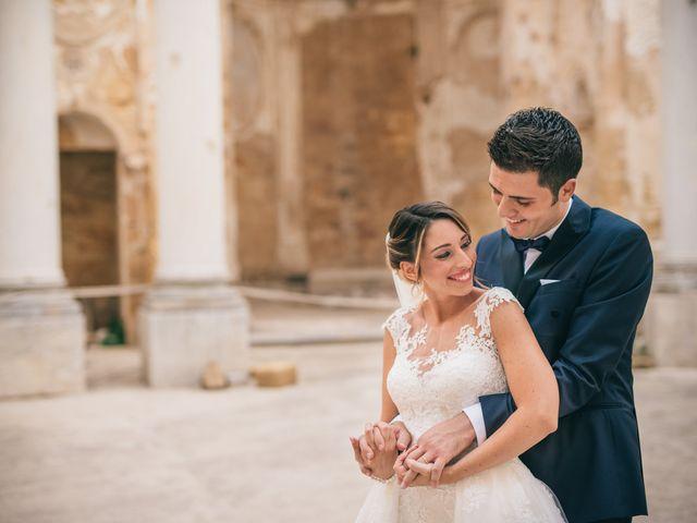 Il matrimonio di Melania e Sergio a Mazara del Vallo, Trapani 23