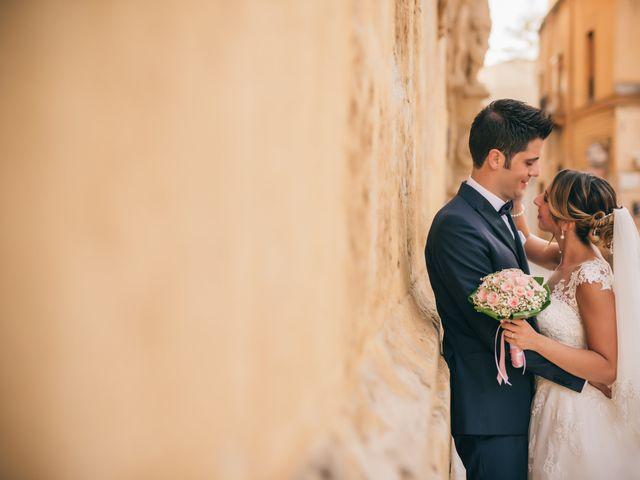 Il matrimonio di Melania e Sergio a Mazara del Vallo, Trapani 24